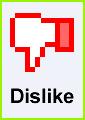 facebook - Dislike Button