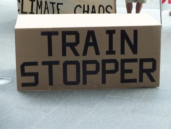 Train Stopper