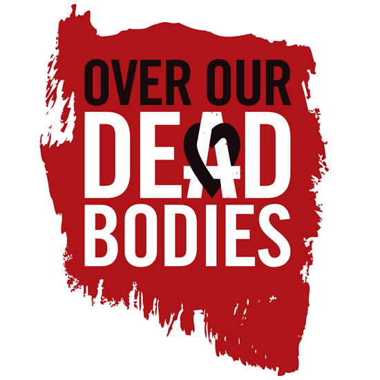 Over Our Dead Bodies logo