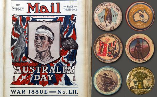 Australia Day History
