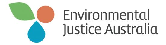 Environmental Justice Australia